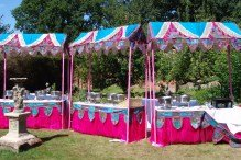 Food Canopy Hire