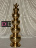 Brass Chori Set