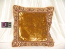 Velvet Gold Cushion