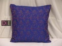 Blue/Purple Cushion