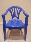 Kid's Blue Chair Hire