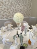 Flower Ball Centrepiece