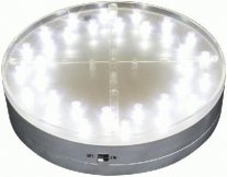 Illuminated LED Light Base