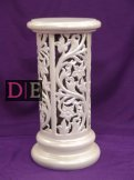 Carved Pedestal